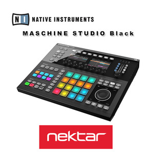 [NATIVE INSTRUMENTS] MASCHINE STUDIO Black